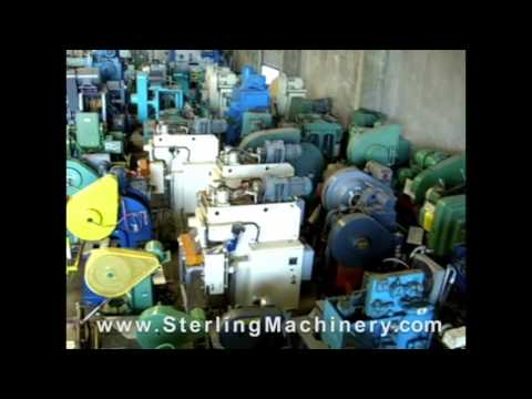 Sterling Machinery Exchange Award to Cincinnati Inc at Fabtech Las Vegas 2016