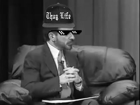 Thug Life: Christian vs. Atheist