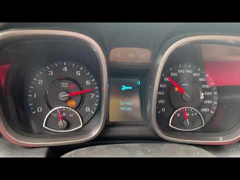 Chevrolet Malibu мотор 2.4 167 л/с разгон до 100 км/с