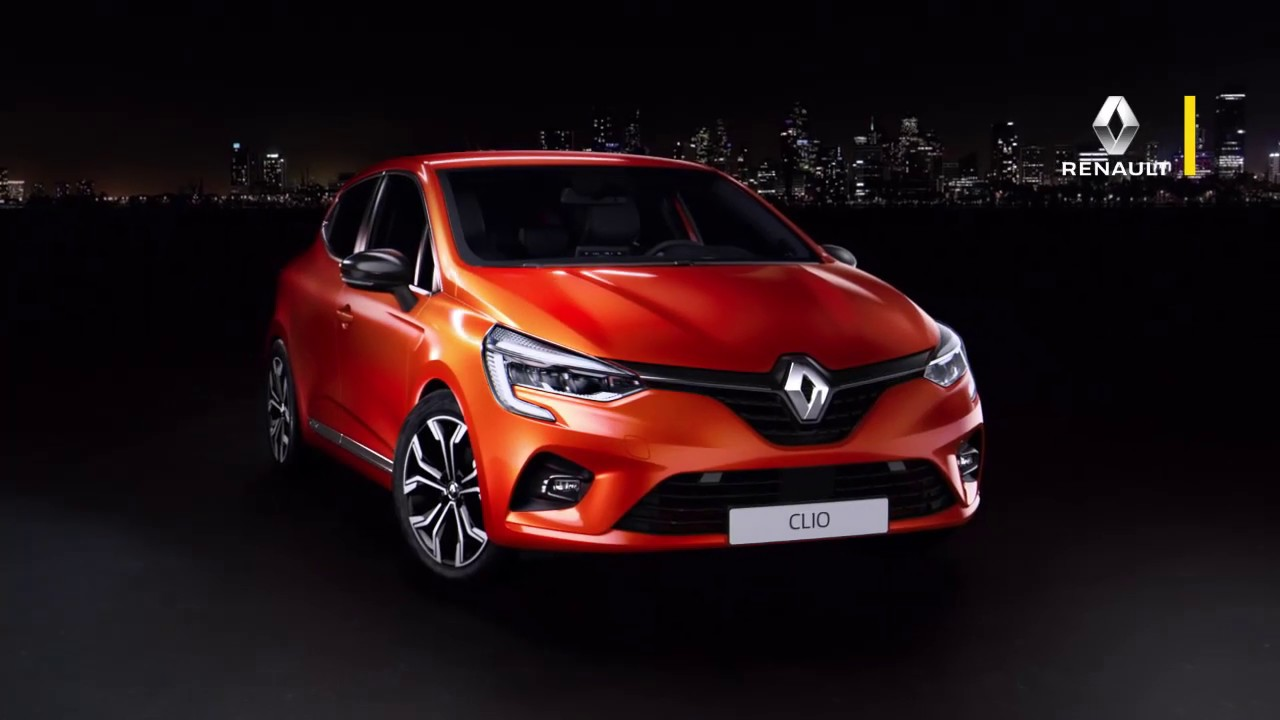 Διαφήμιση ALL NEW Renault Clio 2019 - 2020 Greek TV commercial