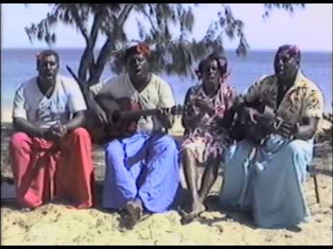 The Murray Island Singers