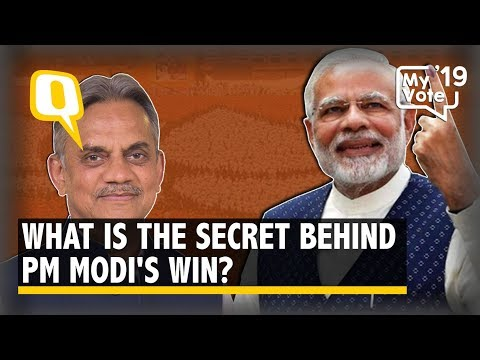 Breaking Views: What's The Secret Behind Modi's Landslide Victory? | The Quint