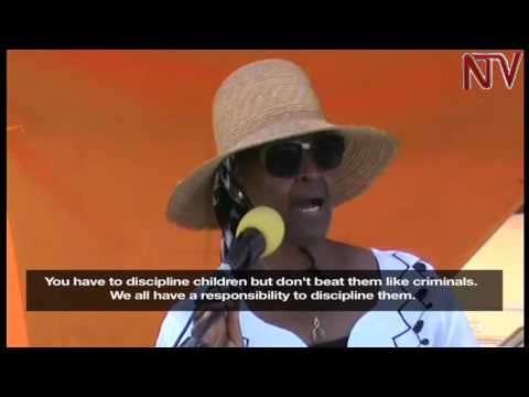 Janet Museveni calls on teachers to be strict with students discipline