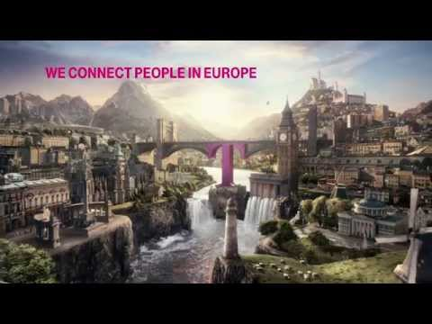 We connect people in Europe!