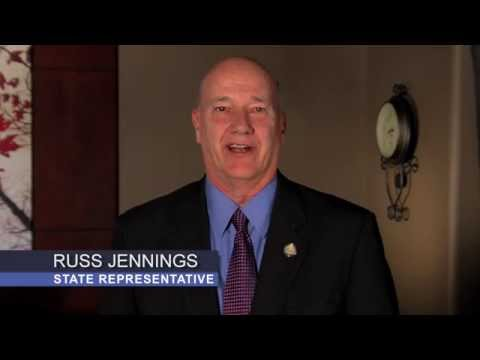 Rep. Russ Jennings on Education