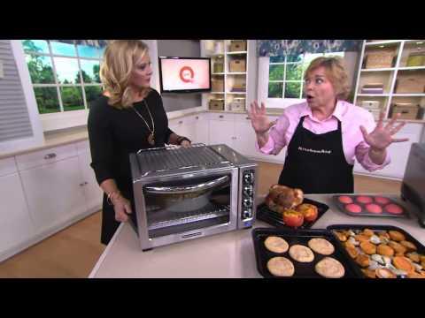 Kitchenaid Countertop Oven Youtube : KitchenAid 12