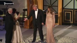 Րոպեներ անց Դոնալդ Թրամփն երդմնակալությամբ կստանձնի ԱՄՆ նախագահի պաշտոնը