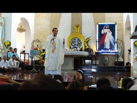 Thánh Lễ của Cha Long trưa 28.7.2011- Nhà Thờ Chí Hòa