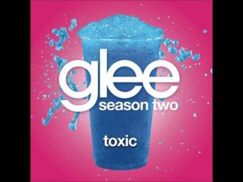 Glee- toxic(audio)
