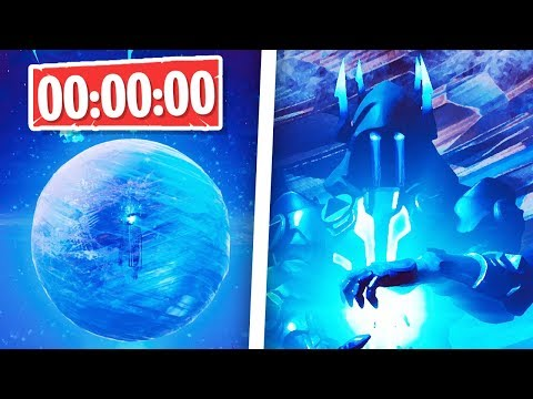 Fortnite ICE KING STORM LIVE EVENT!