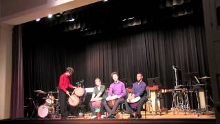 Recital Suite for Djembe - B Michael Williams