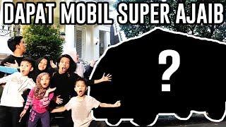 DAPAT MOBIL SUPER AJAIB! - GEN HALILINTAR