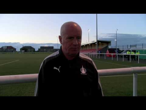 REACTION: Peter Houston - Post Edinburgh City