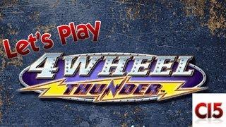 4 WHEEL THUNDER | Let's Play