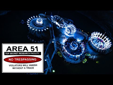 INSIDE ROMANIA'S AREA 51 (Salina Turda)