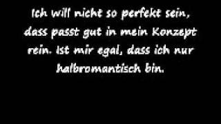 Killerpilze - HALBROMANTISCH Berlin 2010-11-01 (with Lyrics)
