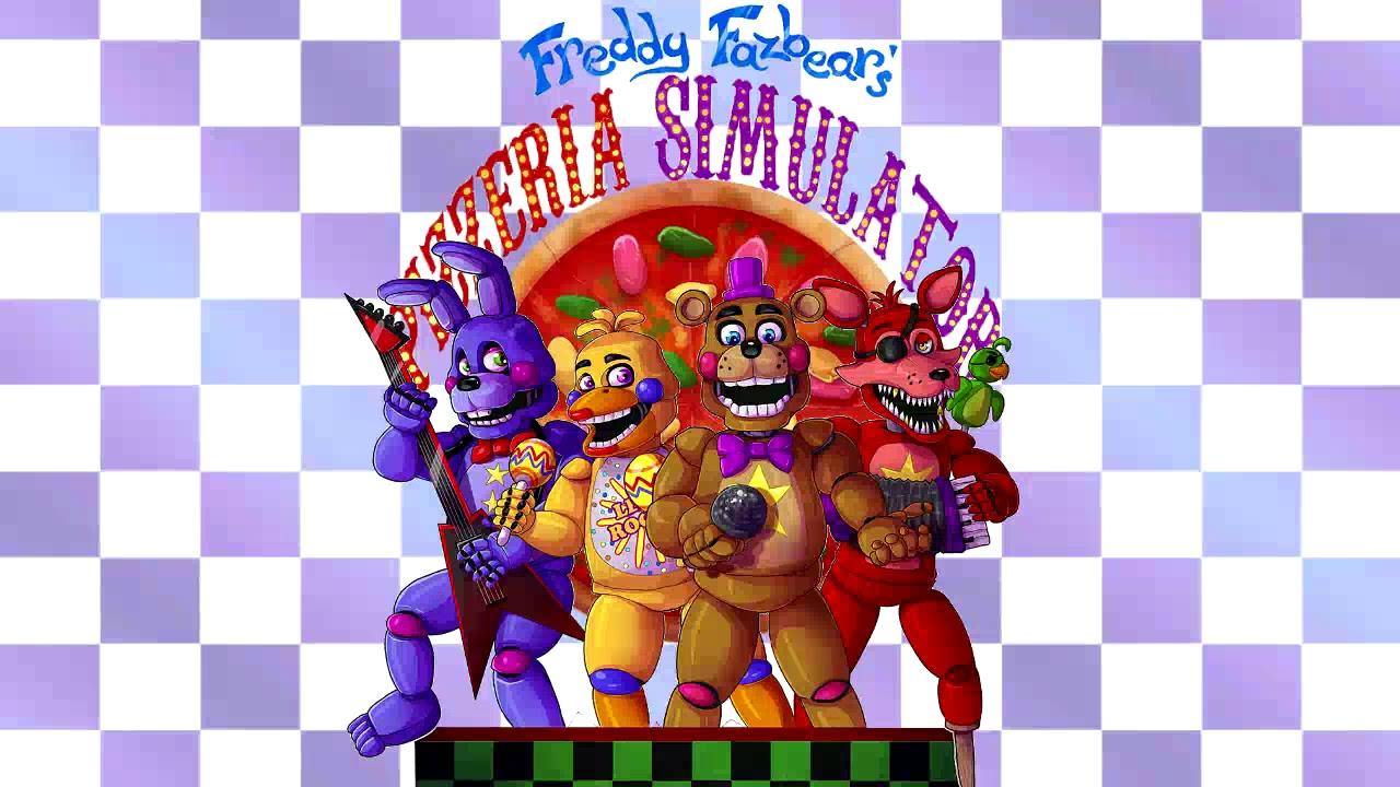 Freddy Fazbear S Pizzeria Simulator Ost Extended 240 Bits