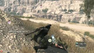 MGSV | SIDE OPS: 93 - Eliminate the Armored Vehicle Unit 01