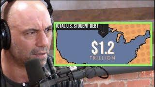 Joe Rogan SHOCKED By Student Debt Statistics
