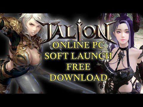 Talion Online PC Gameplay (Soft Launch ) Free Download