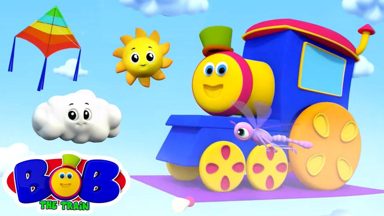 Fly Like A Fly | Bob The Train | Original Song | Nursery Rhymes & Kids Songs | Baby Cartoon Videos