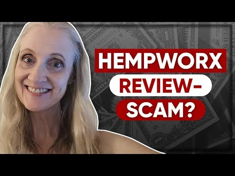 Hempworx Review - Should You Join Or Stay Away