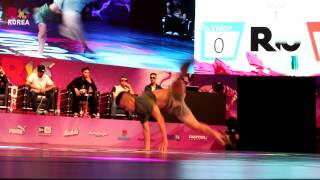 C-LiLs Rediculous Power | R16 World Finals 2014