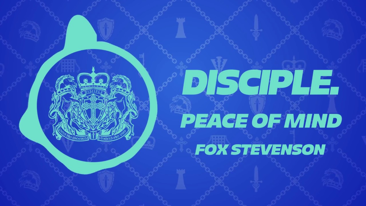 Fox Stevenson Peace Of Mind Youtube