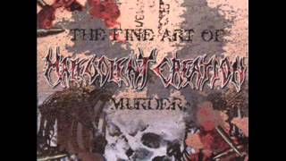 Malevolent Creation - The Fine Art Of Murder (full album)