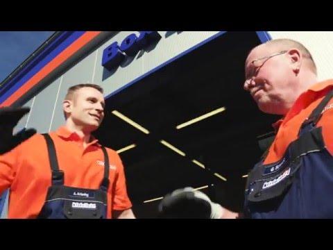 Dachträger und Dachbox am Fahrzeug montieren [TUTORIAL]