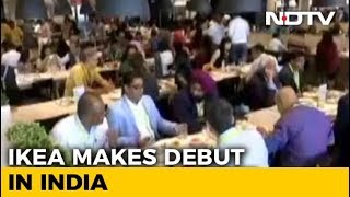 Hej India! IKEA India Debuts With Mega Hyderabad Store