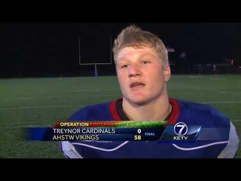 Highlights: AHSTW blows out Treynor