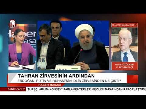 Erdoğan ve Putin neden tartıştı? Türkiye, İran ve Rusya zirvesinde neler oldu?