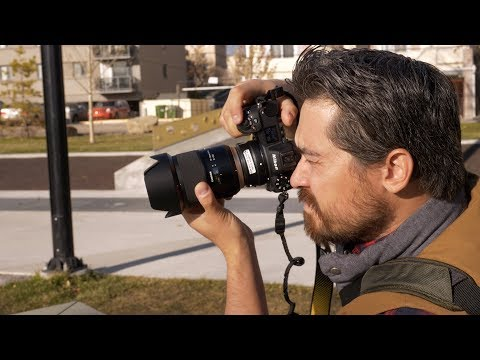 DPReview TV: Tamron SP 35mm F1.4 hands-on