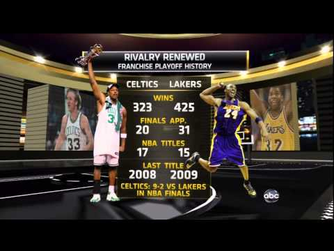 NBA Finals 03.06.2010 - G1 - Celtics vs Lakers - Pre Game Review
