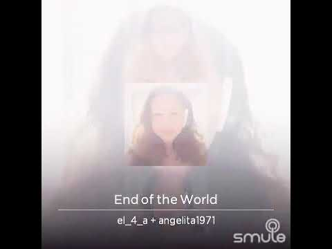 The end of the world By The Carpenters (Duet cover by Angelita)