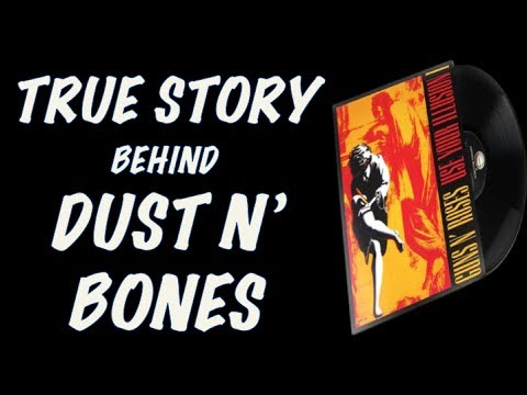 Guns N' Roses Documentary: The True Story Behind Dust N' Bones & Izzy Stradlin Book?