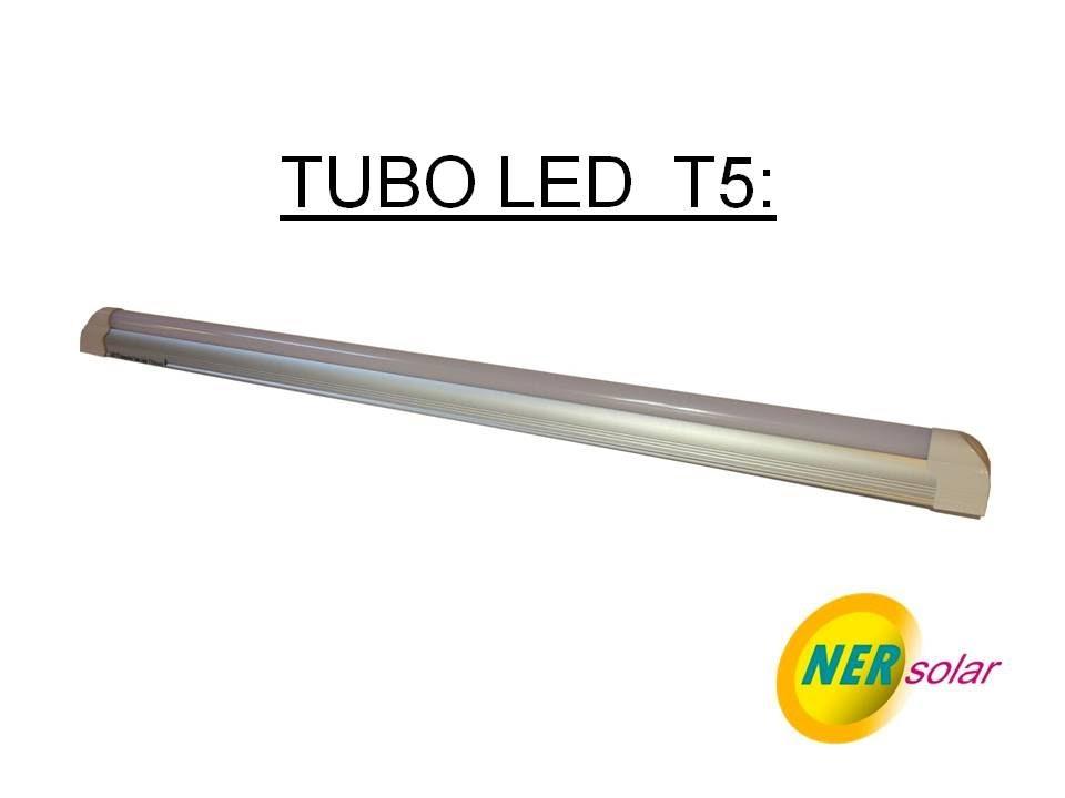 Tubo led t5 como se conecta que luz hace visualizaci n - Tubos fluorescentes de led ...