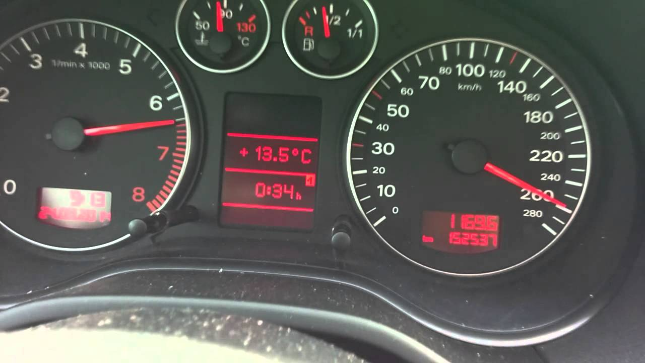Audi A3 2 0 Tfsi Quattro Revo Stage 3 Almost Top Speed Youtube