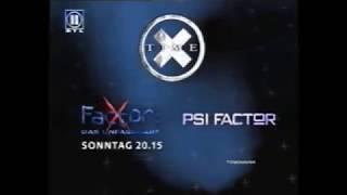 X-Factor das Unfassbare Trailer RTL 2 MYSTERY SONNTAG