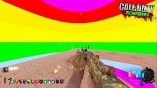 RAINBOW OCTAGONAL ASCENSION - LOL GOOD LUCK NOAH. (Call of Duty Black Ops 3 Custom Zombies)