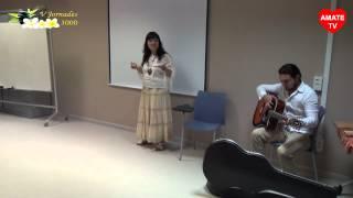 Ana Hatun Songo - El Cahamanismo, solución a problemas de hoy - V Jornadas Medicinas 3000 - AmateTV