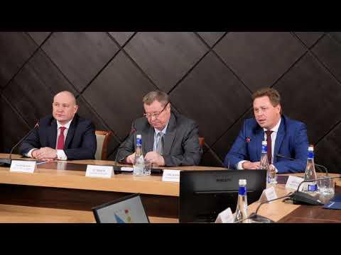 Представление нового губернатора Севастополя Михаила Развожаева