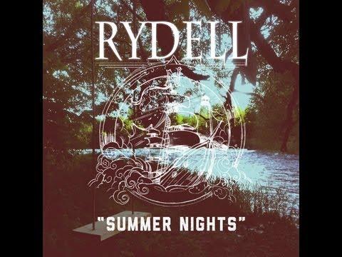 """Rydell """"Summer Nights"""" Lyric Video"""
