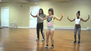 Banga Banga - The Tutorial | Choreography by Maddy Reese
