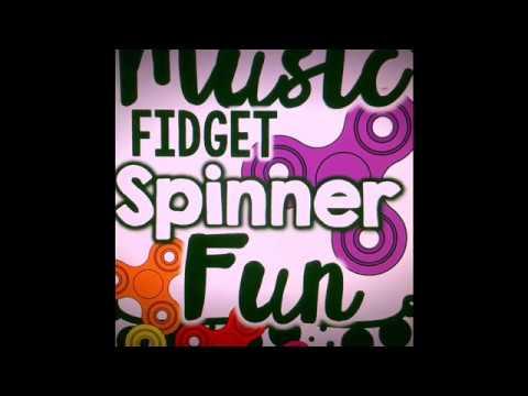 Fidget Spinners in Music Class