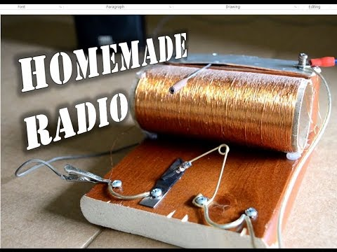 Homemade Radio