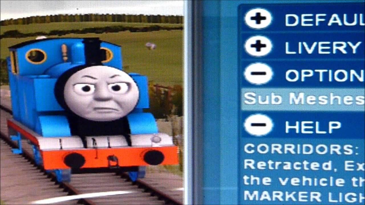 SI3D's Trainz 2012 Thomas (2)