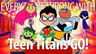 Download Everything Wrong With Teen Titans Go! To The Movies Mp3 and Videos
