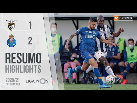 Portimonense FC Porto Goals And Highlights